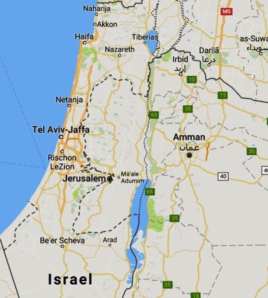 Google-Maps macht Außenpolitik gegen Palästina | Nahost-Forum Bremen