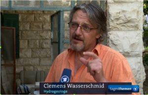 """""""Bitteres Wasser – Wege aus dem Wassernotstand in Gaza"""".  Vortrag und Diskussion mit Clemens  Messerschmid @ Überseemuseum Bremen"""