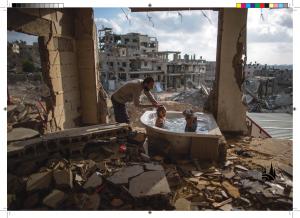 Leben und Erleben in Gaza @ Gemeindezentrum Zion