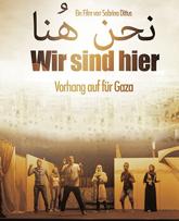 حن هنا – Wir sind hier. Vorhang auf für Gaza @ Theatersaal Zionskirche