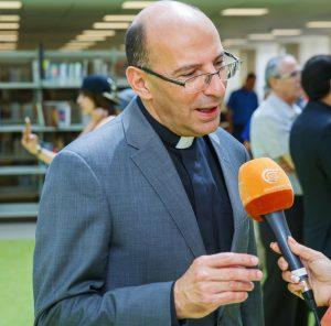 Dr. Mitri Raheb: Hoffnung für Palästina?
